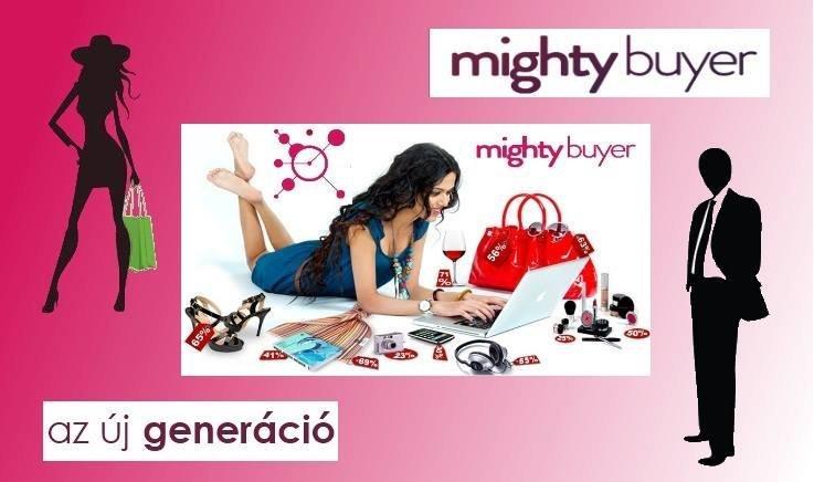 Az új generáció - Mighty Buyer